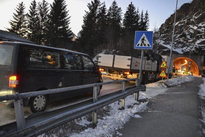 motorvei Svolvær
