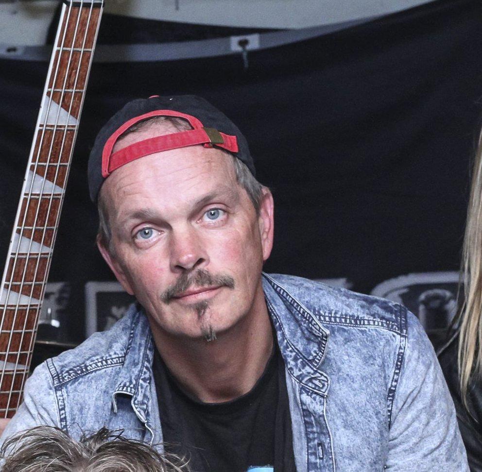 GLAD:  Geir Arne Dale ble svært overrasket over kåringen.