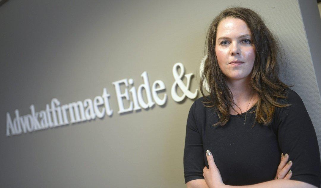 Engasjert: Foreldre og verger har engasjert advokatfullmektig Linn Iren Tovan Strømhylden.