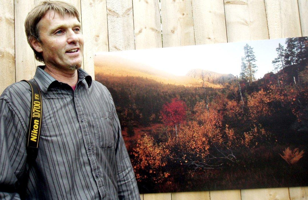 Morten Gåsvand er daglig leder ved Saga Trollheimen Hotel.