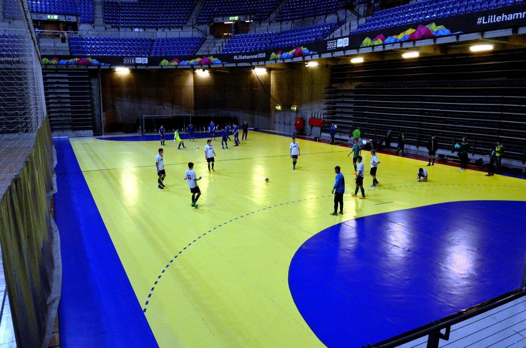 Lillehammer Cup er i gang