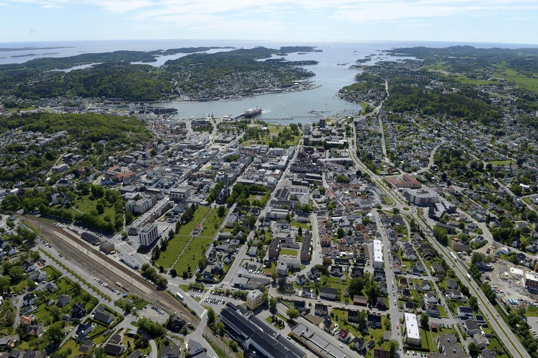min e postadresse Sandefjord