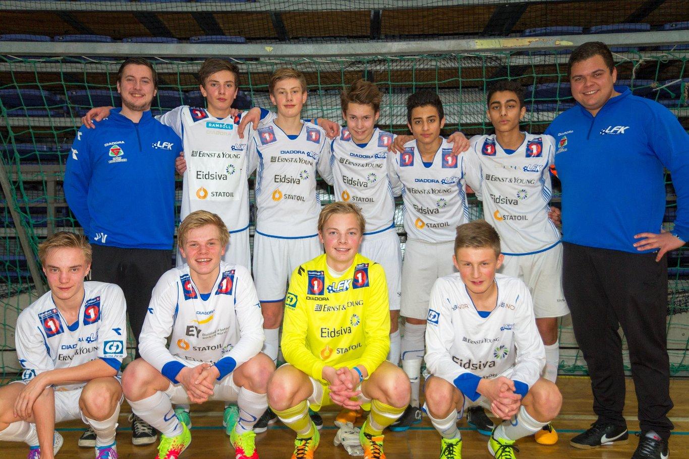 Lillehammer-Cup-2015: LFK G00-1