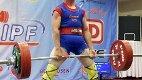 Knallsterk: Geir Ottar Olsen (83 kilo) fra Moss viser at han er blant de beste i verden i sin klasse. Foto: Privat