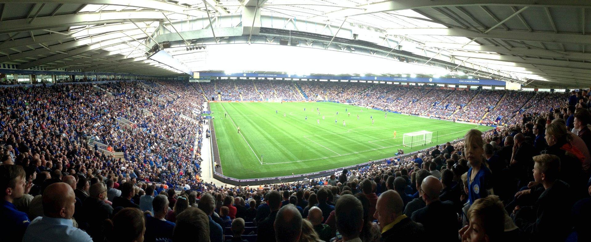 Psykologipraksis hos Leicester City