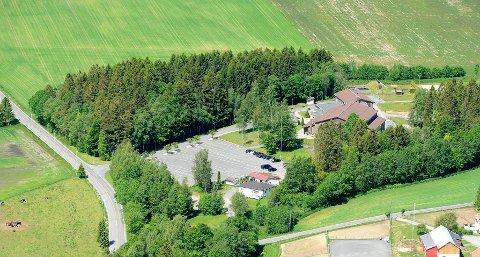 TØMMERMANNSLØKKA: Konferansesenteret på adressen Bottenveien 5 i Sandefjord.