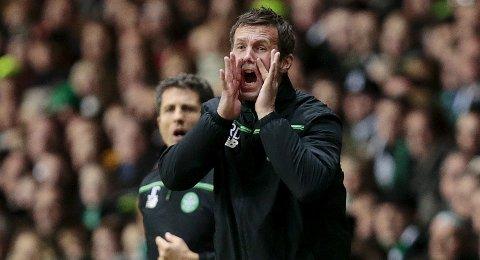 Celtic-manager Ronny Deila har sett laget sitt kun ta ett poeng på de to siste kampen i den skotske ligaen.