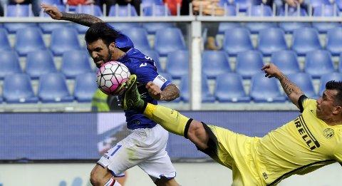 Vår oddstipper tror at Sampdoria ogRoberto Sorianotar alle tre poengene på hjemmebane mot Empoli.