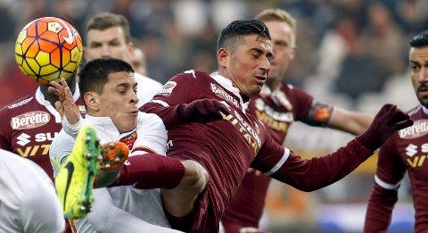 Torino og Giuseppe Vives har en tøff oppgave foran seg mot storebror Juventus onsdag kveld.