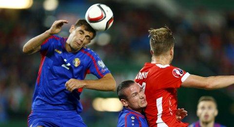 Moldova og Igor Armas er i trøbbel. De har tapt samtlige hjemmekamper i kvaliken, og nå møter de et Montenegro-lag som kjemper for å holde liv i EM-drømmen.