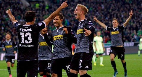 Vår oddstipper har troen på M'gladbach og Lars Stindl i lørdagens kamp mot formsvake Eintracht.