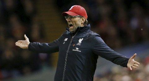 Jurgen Klopp har hatt gode resultater etter at han overtok Liverpool.