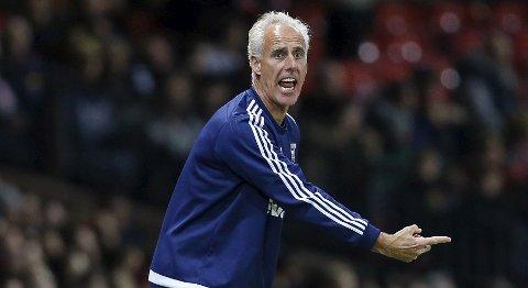 Ipswich-manager Mick McCarthygjør et nytt forsøk denne sesongen på å få Ipswich opp i Premier League.