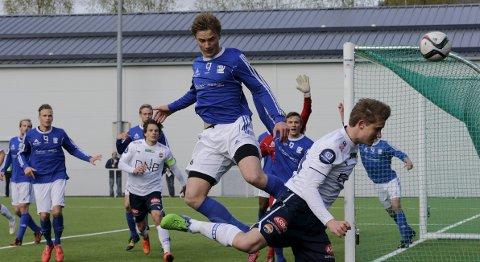 20150506. NM fotball 2. runde,  Kjelsås  Strømsgodset på Grefsen stadion.   Foto: Berit Roald / NTB scanpix