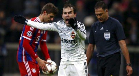 Vår oddstipper tror at CSKA og Bebras Natcho vinner lokalderbyet mot Spartak fredag kveld.