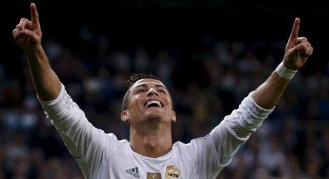 Real Madrid og Cristiano Ronaldo har en vrien bortekamp mot Valencia søndag.
