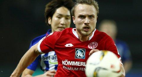 Vår oddstipper tror at Mainz og Pierre Bengtsson tapre mot M'gladbach fredag kveld.