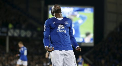 Everton og Romelu Lukaku er nede i bølgedal sportslig.