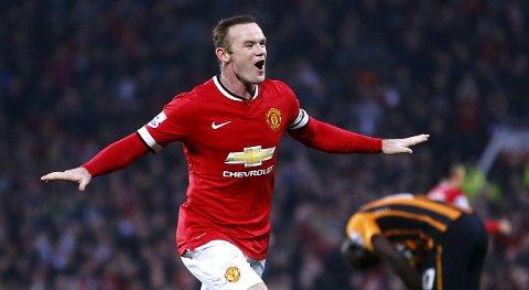 Manchester United og Wayne Rooney er i gang igjen med sesongen 8. august.