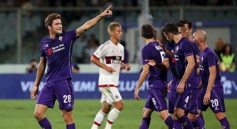 Vår oddstipper tror at Fiorentina og Marcos Alonso vinner torsdagens oppgjør i Portugal.