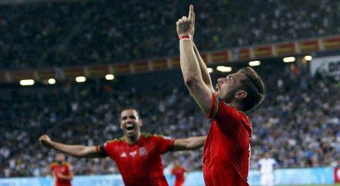 Vår oddstipper har tro på Wales og Aaron Ramsey  i kveldens kvalikkamp mot Kypros.