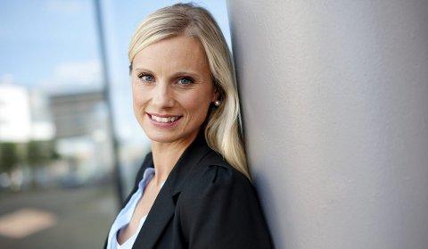 Forbrukerøkonom Silje Sandmæl. Foto: DNB/ANB
