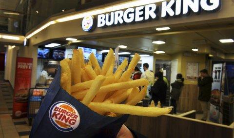 Burger fortsetter singler