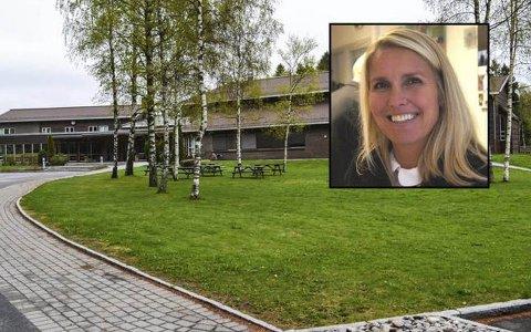 PÅ AGENDAEN: Daglig leder Marit Sagen Gogstad i Sandefjord Næringsforening forteller at styret i forreningen skal diskutere videre bruk av Torp konferansesenter til arrangementer under neste styremøte.