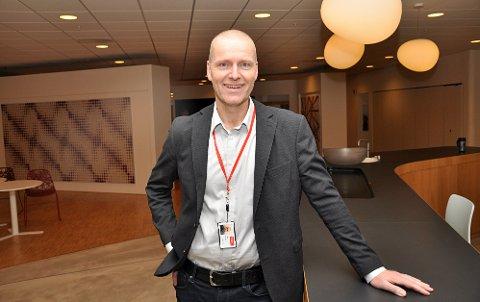 Lars Angell er takstsjef i Tryg Forsikring.