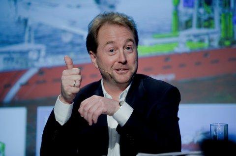 Kjell Inge Røkke troner øverst på formuetoppen i Norge.