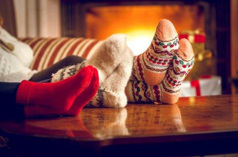 Ta forholdsregler, så får du en brannsikker jul.