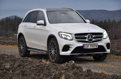 Mercedes har truffert midt i blinken med sin nye SUV GLC.