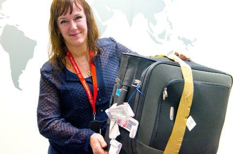 Heidi Tofterå Slettemoen er kommunikasjonssjef i Frende Forsikring.