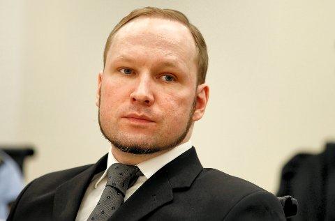 Anders Behring Breivik skal studere statsvitenskap til høsten.