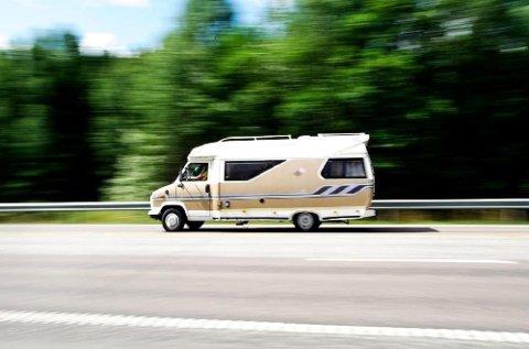 Nordmenns kjøp av bobiler og campingvogner er tilbake på rekordnivåer.