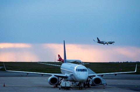 Flyprisene steg ganske kraftig i andre kvartal.