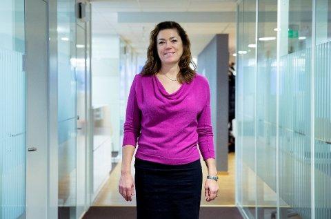 For første gang på en god stund ser vi tegn på at investeringene tar seg opp i industrien, sier NHO-leder Kristin Skogen Lund.