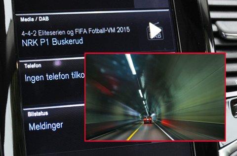 I løpet av året starter arbeidet med å bedre DAB-dekningen i rundt norske 200 tunneler.