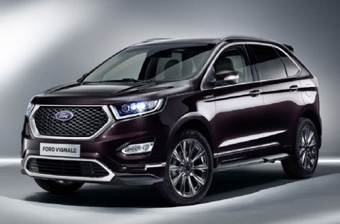 Ford får snart en stor SUV på modellprogrammet i Norge.