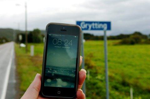 telenor fasttelefon Sortland