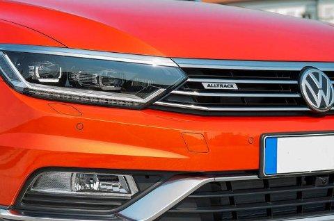 Volkswagen holder farta oppe, til tross for jukseavsløringer. Dette er den nye Alltrack-utgaven av Passat.