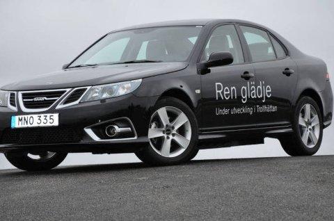 Saab 9-3 skal gjøre comeback  igjen! Planen er at den skal komme på markedet som elbil i 2016.