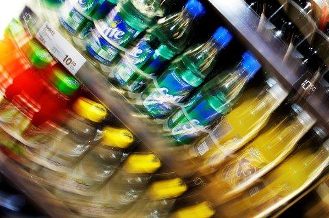 Bryggeri og Drikkevareforeningen er sterkt imot økt avgift på sukkerholdig brus.