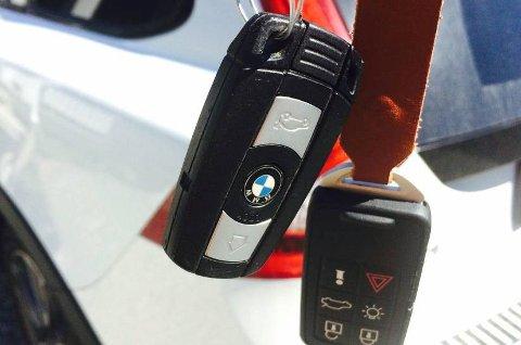 Det å bytte batteri i nøkkelen til bilen er ikke alltid like enkelt som du kanskje skulle tro.