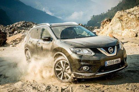 Nye Nissan X-Trail er en populær familiebil i Norge. Den nye turbomotoren byr på 163 hk.