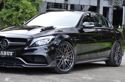 Brabus har presset grensene langt når de tilbyr nesten 600 hk i folkelige Mercedes C-klasse.
