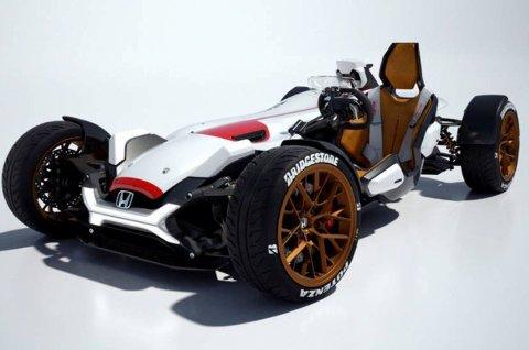 Her ser du det som kan være en av tidenes morsomste biler når det gjelder sportslig kjøreglede.