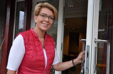 Åslaug Haga tror KrF vil åpne døra for et rødgrønt samarbeid.