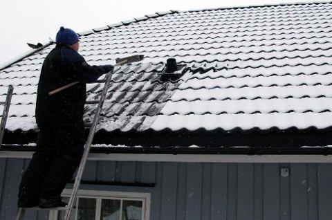 Bruk høstferien til å ta en sjekk av taket. Det kan spare deg for mye penger.
