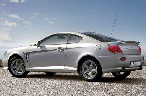 Hyundai Coupe var en lekker og relativt billig bil som ny, men hvor lenge holder den egentlig?